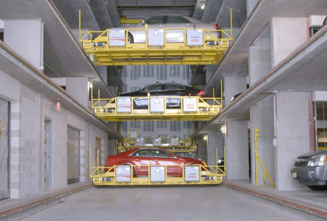 U-tron is the leading provider of fully automated parking solutions in the US.