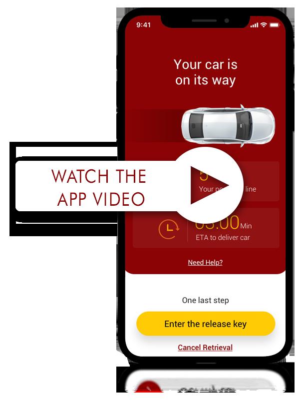 U-tron app video